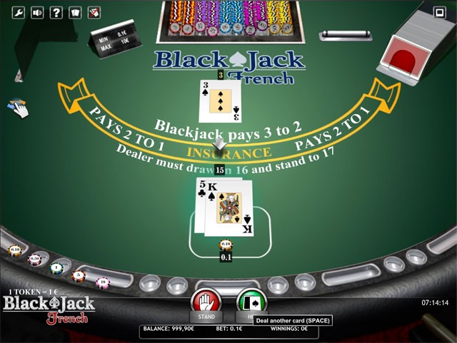 French Blackjack