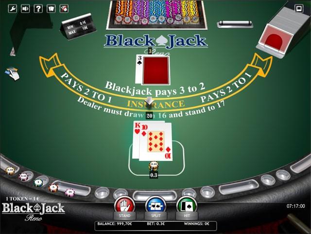 Poker koffer 1000