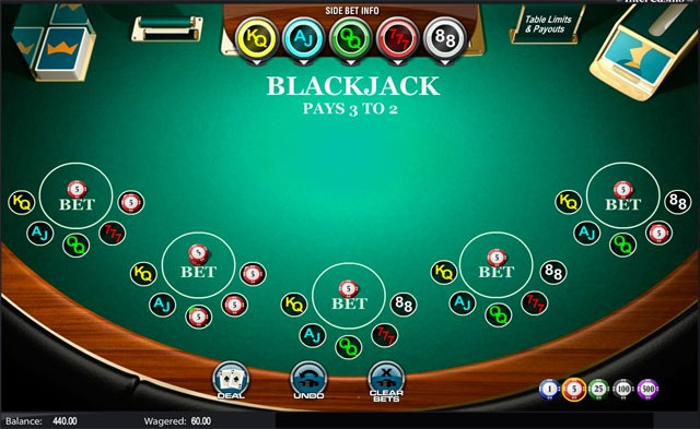 Sidbet Blackjack
