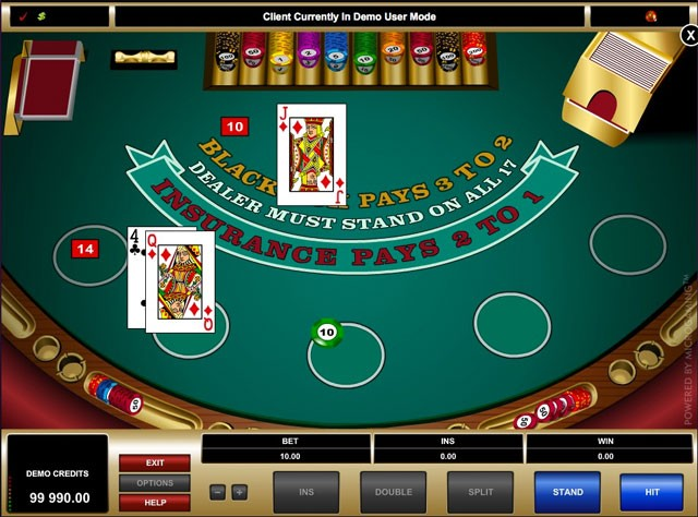 blackjack games real money