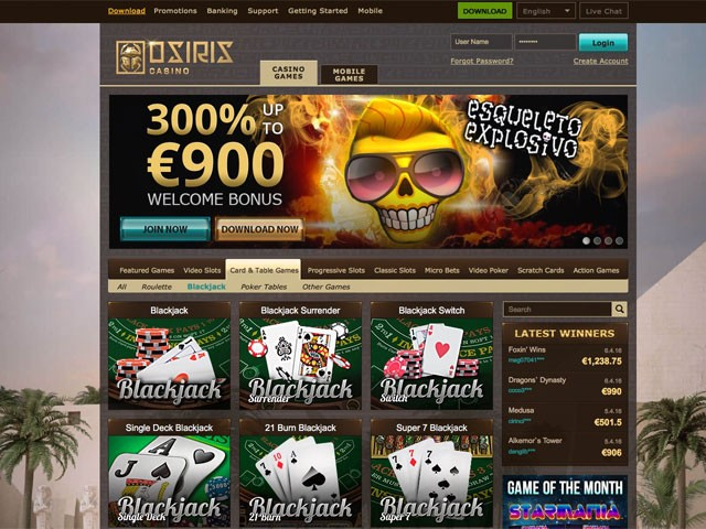 Internet Casinos Euro Palace
